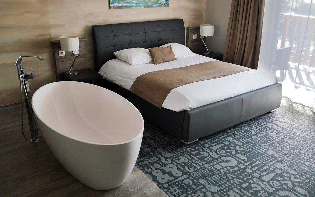 Chambres supèrieure grand confort