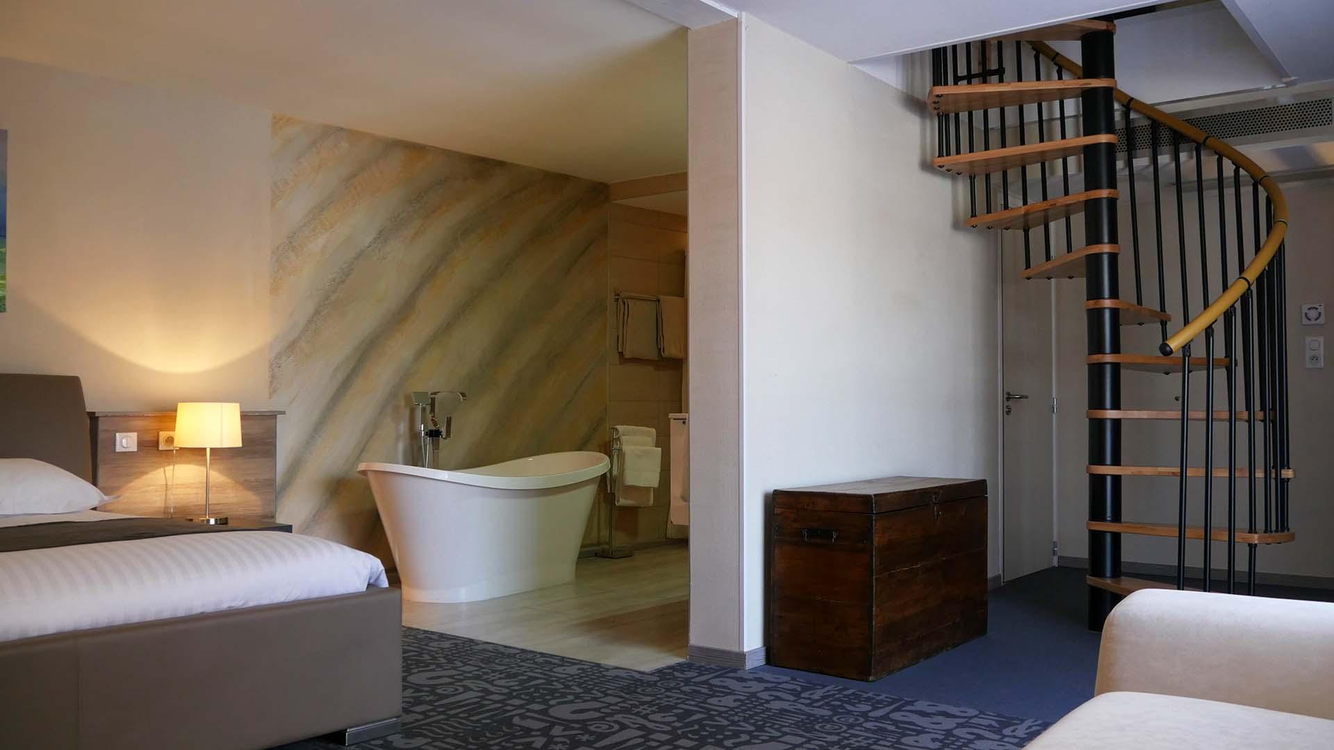 Chambres familiales grand confort