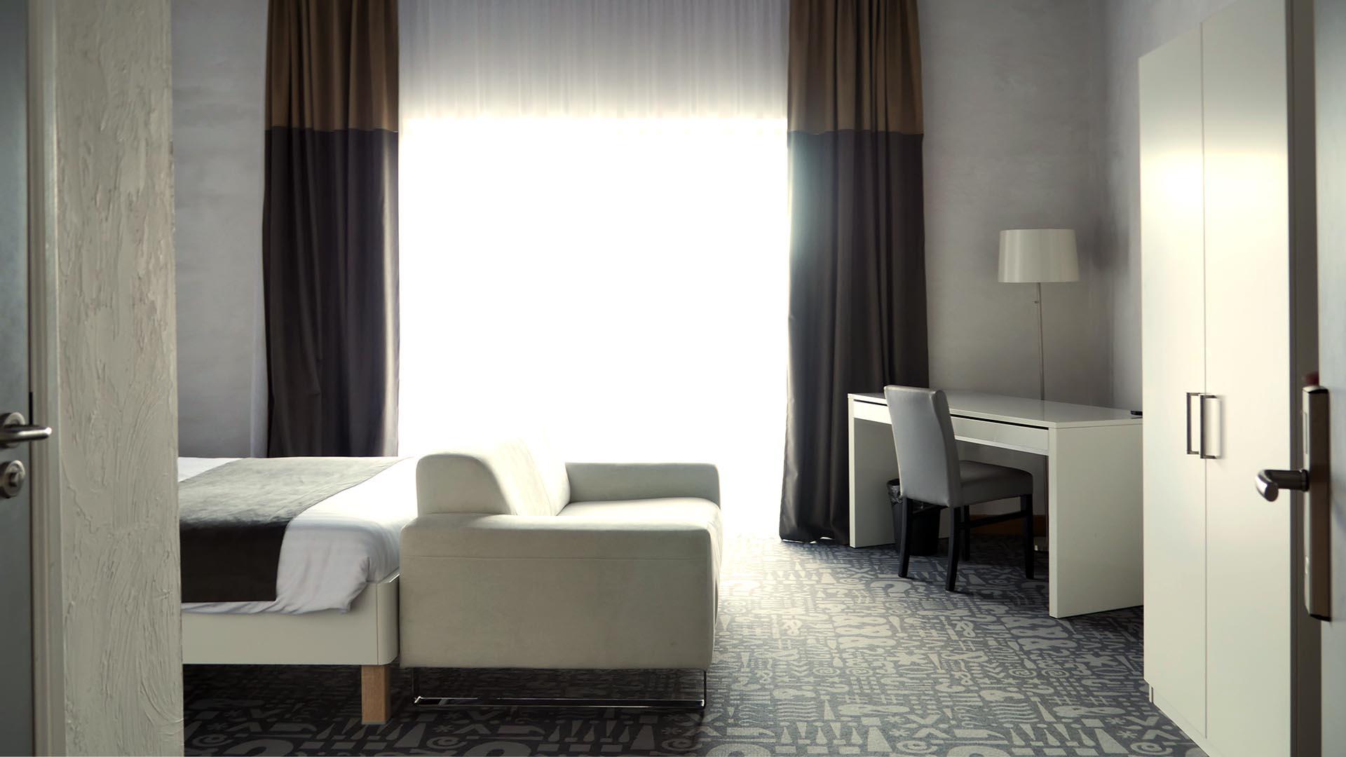 chambre standard grand confort